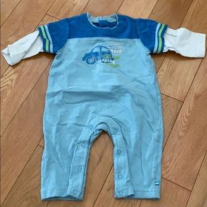 Children's Place Long Sleeve One-Piece
